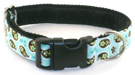 Side Release dog collar