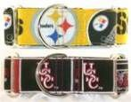 Sports Teams martingale collars