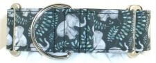 Baby Elephants dog collar