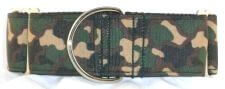 Camo GI Joe dog collar