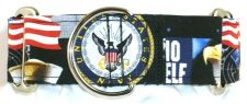 US Navy dog collar